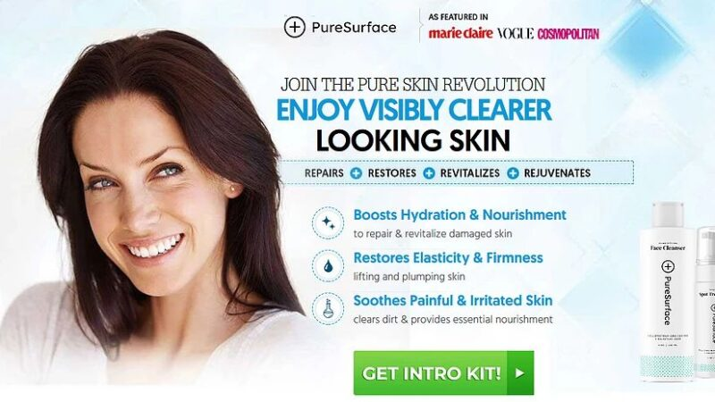 Pure Surface Skin Care – Spot Treatment Face Cream {Reviews 2020}
