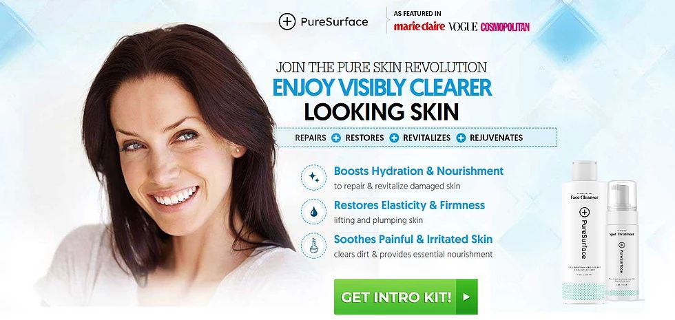 Pure Surface Skin 1